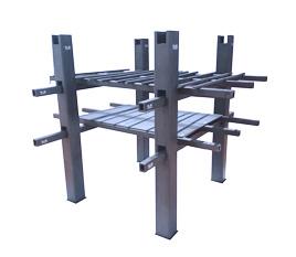 横梁和立柱