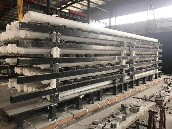 横梁和立柱在石英玻璃行业的应用