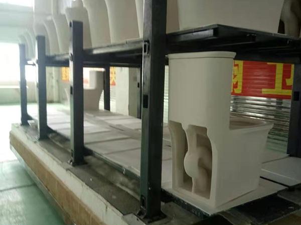 横梁和立柱在洁具行业的应用