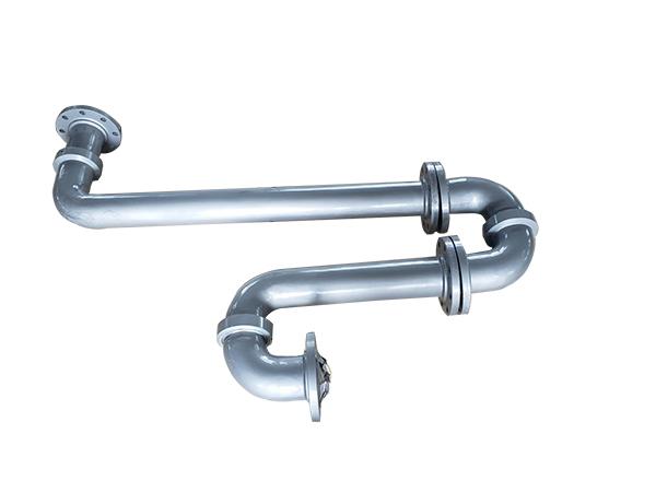 碳化硅内衬耐磨管道