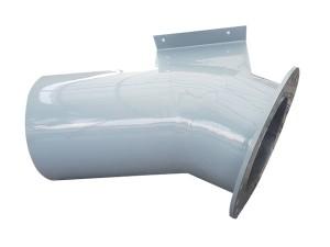 碳化硅内衬弯管